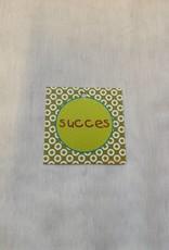 DANKKAARTJE SUCCES