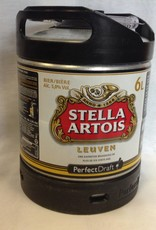 STELLA ARTOIS PERFECT DRAFT VAT 6 L