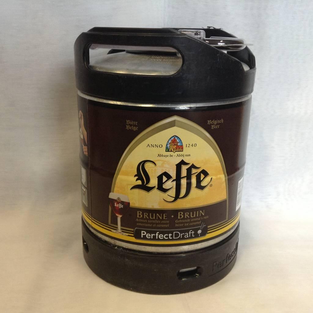 LEFFE BRUIN PERFECT DRAFT VAT 6 L