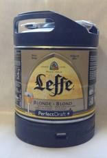 LEFFE BLOND PERFECT DRAFT VAT 6 L