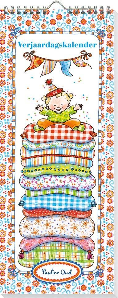 Pauline Oud Verjaardagskalender