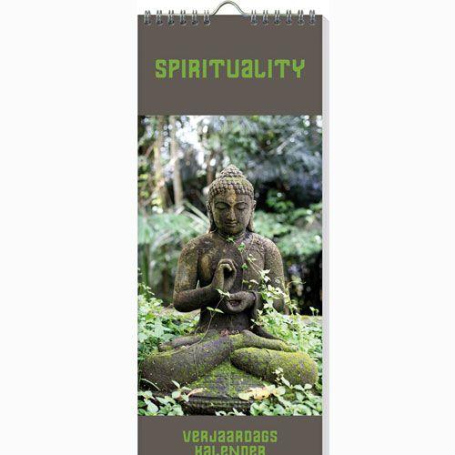 Spirituality Verjaardagskalender