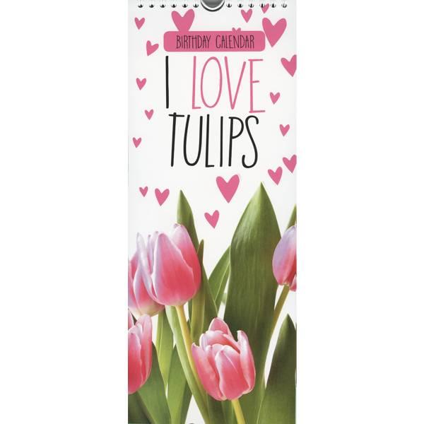 Tulpen Verjaardagskalender
