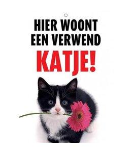 Otterhouse Katten Waakbord - Verwend Katje