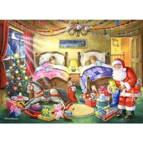 No.4 - Christmas Dreams Puzzel 1000 Stukjes