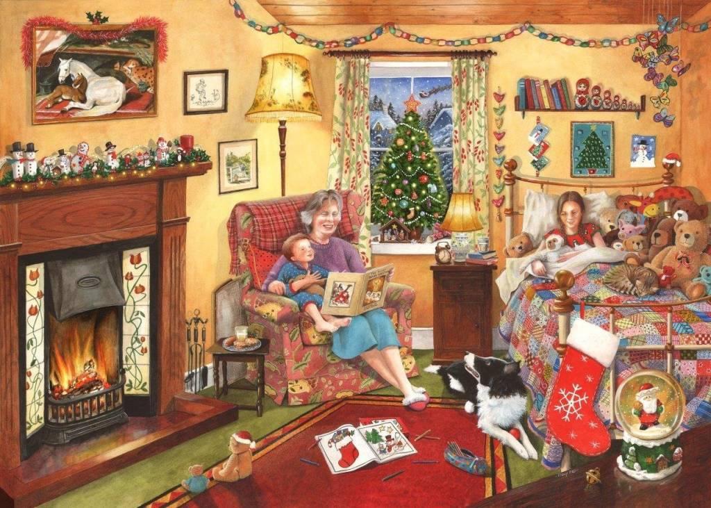 No.11 - A Story For Christmas Puzzel 1000 Stukjes