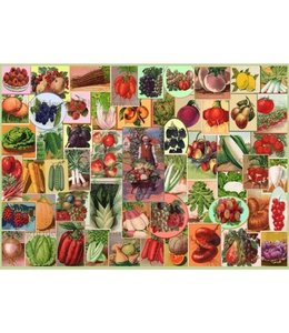 The House of Puzzles Five a Day Puzzel 250 Stukjes XL