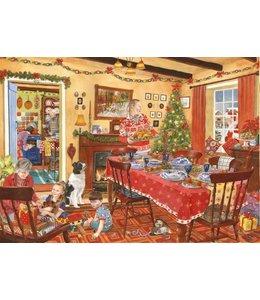 The House of Puzzles No.8 - Unexpected Guest Puzzel 500 Stukjes