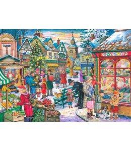 The House of Puzzles No.10 - Window Shopping Puzzel 500 Stukjes