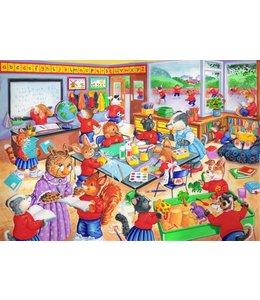 The House of Puzzles School Days Puzzel 80 Stukjes