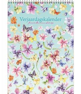 Comello Janneke Brinkman Orchidee Verjaardagskalender