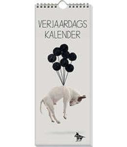 Inter-Stat Jimmy the Bull Terrier Verjaardagskalender