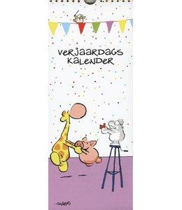 Lannoo Vis Verjaardagskalender Slingers