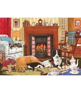 The House of Puzzles Home Comforts Puzzel 1000 stukjes