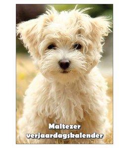 Qwebwinkel.nl Maltezer Verjaardagskalender