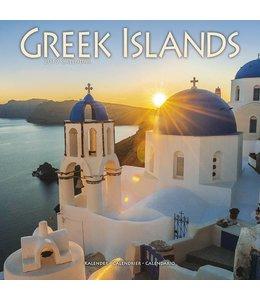 Avonside Griekenland / Greek Islands Kalender 2019
