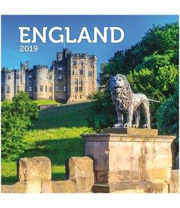 TL Turner England Kalender 2019