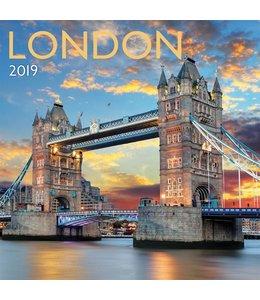 TL Turner Londen - London Kalender 2019