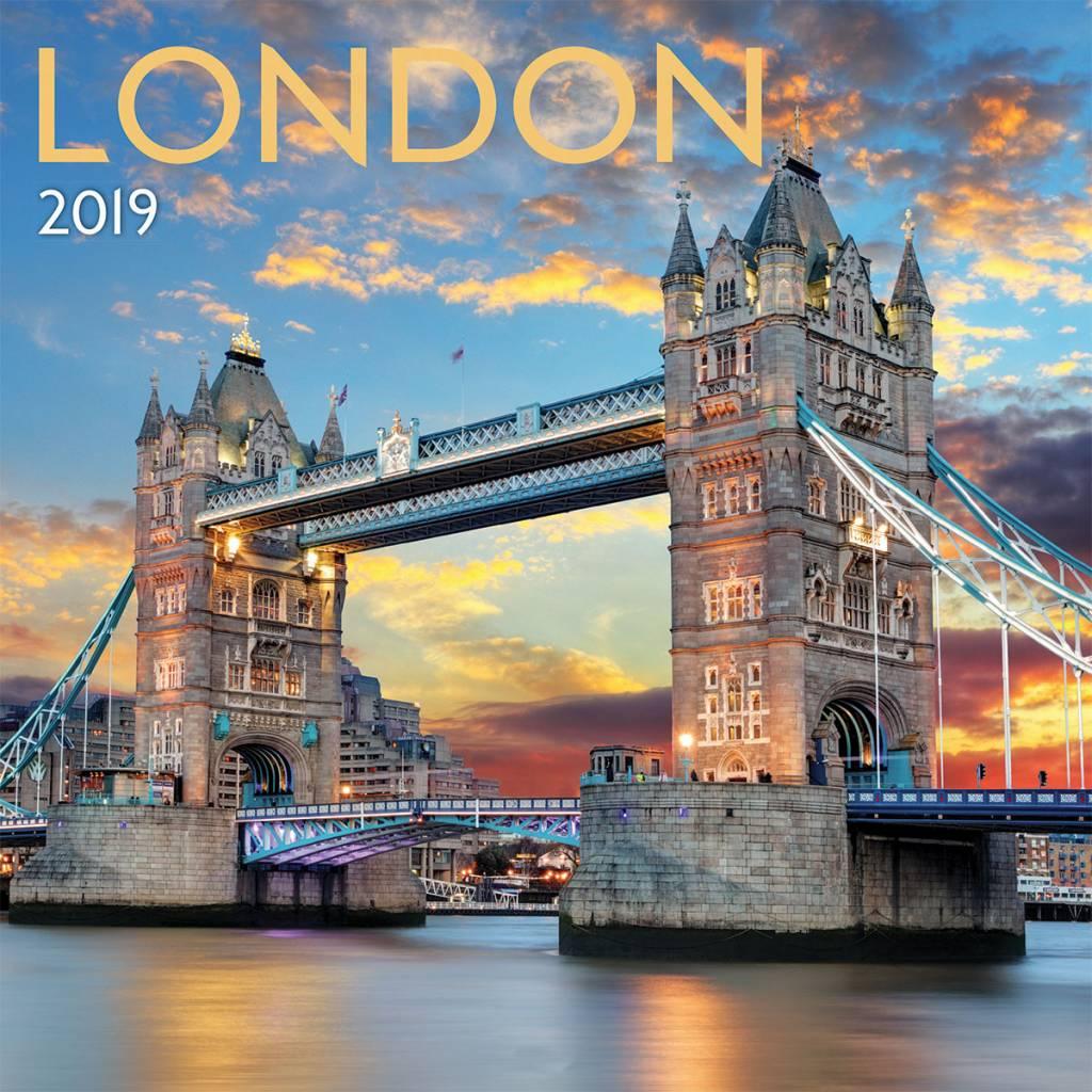 Londen - London Kalender 2019