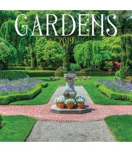 TL Turner Gardens Kalender 2019