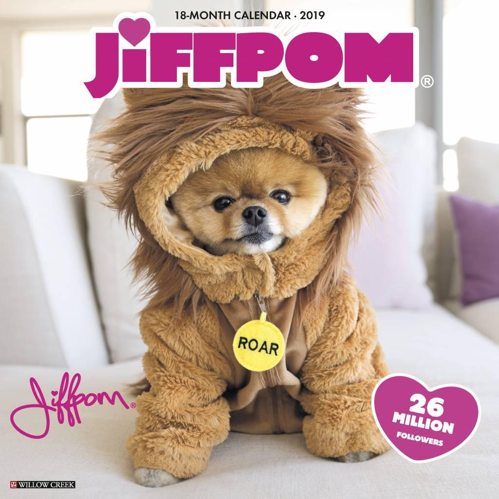 Jiffpom Kalender 2019