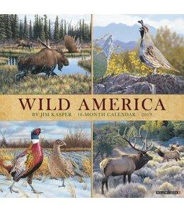 Willow Creek Wild America Kalender 2019