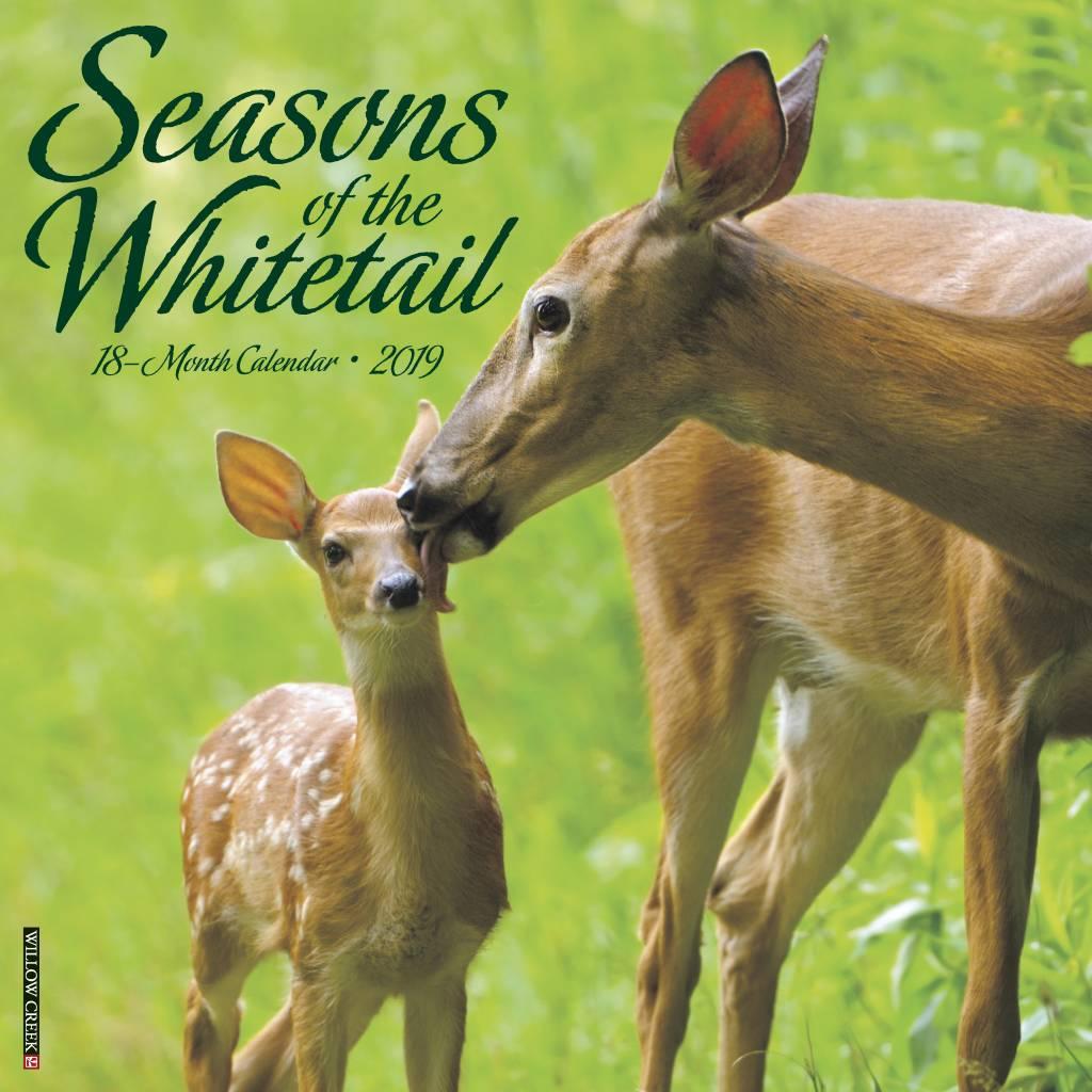 Seasons of the Whitetail Kalender 2019
