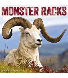 Willow Creek Monster Racks Kalender 2019