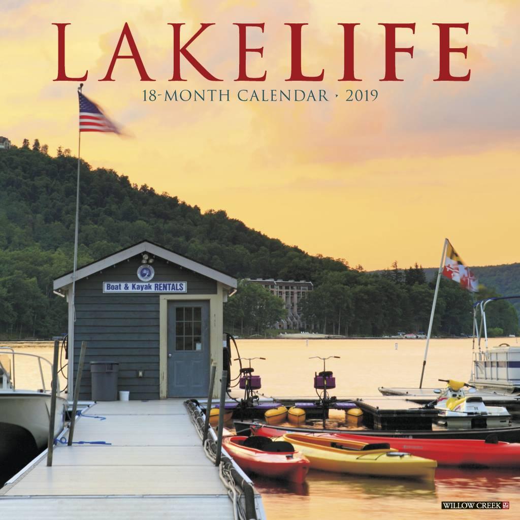 LakeLife Kalender 2019