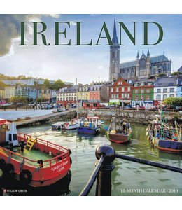 Willow Creek Ireland Kalender 2019