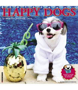 Willow Creek Happy Dogs Kalender 2019