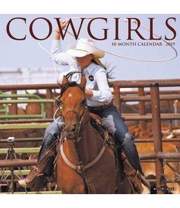 Willow Creek Cowgirls Kalender 2019