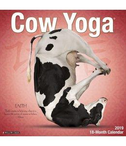 Willow Creek Cow Yoga Kalender 2019