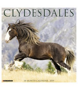Willow Creek Clydesdales Kalender 2019