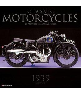 Willow Creek Classic Motorcycles Kalender 2019