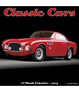 Willow Creek Classic Cars Kalender 2019