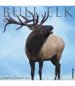 Willow Creek Bull Elk Kalender 2019
