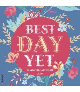 Best Day Yet Kalender 2019