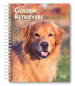 Browntrout Golden Retriever Agenda 2019