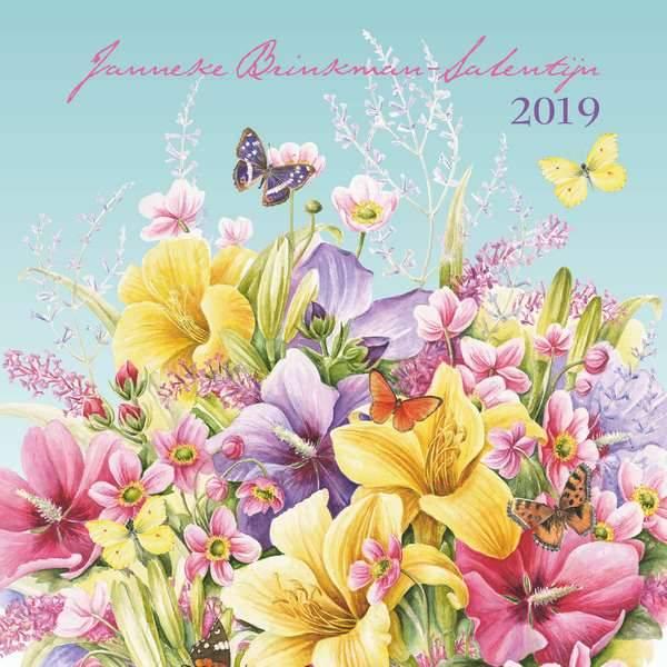 Janneke Brinkman Kalender 2019