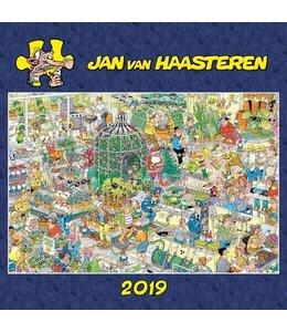 Comello Jan van Haasteren Kalender 2019