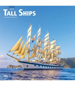 Browntrout Tall Ships Kalender 2019