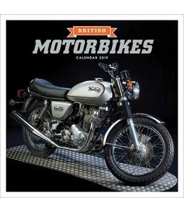 CarouselCalendars British Motorbikes Kalender 2019