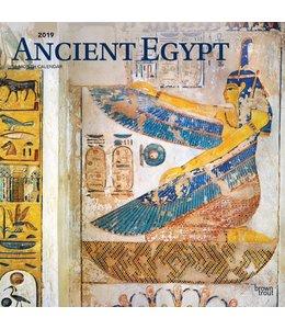 Browntrout Egypte / Ancient Egypt Kalender 2019