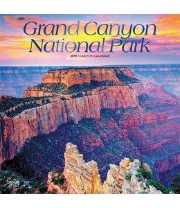 Browntrout Grand Canyon National Park Kalender 2019