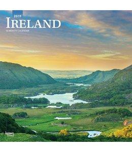 Browntrout Ierland / Ireland Kalender 2019
