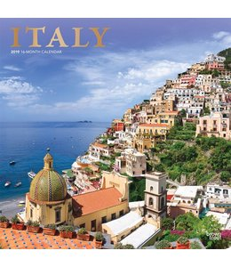 Browntrout Italie / Italy Kalender 2019