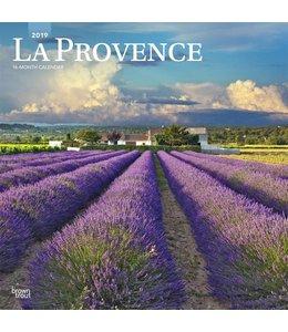 Browntrout La Provence Kalender 2019