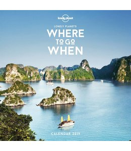 Lonely Planet Lonely Planet Kalender 2019