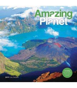 CarouselCalendars Amazing Planet Kalender 2019